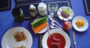 brunch meal