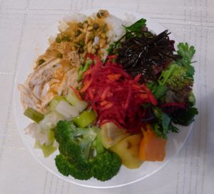 sicilian chicken meal