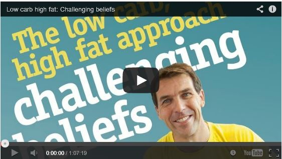 Low carb, high fat, challenging beliefs
