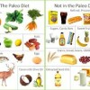 paleo diet graphic