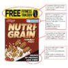 nutrigrain package 4